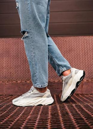 Унисекс кроссовки adidas yeezy boost 700  v2 static