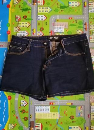Классные джинсовые шорты miss anna