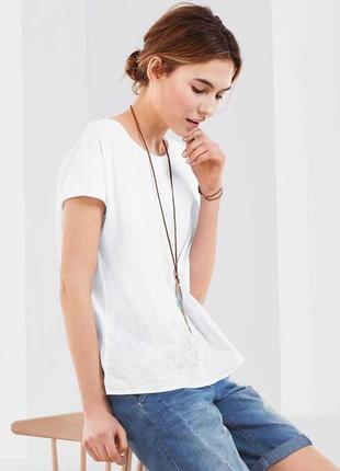 ✨неймовірна , натуральна блуза із вишивкою, вільного крою ,рекомендую !✨