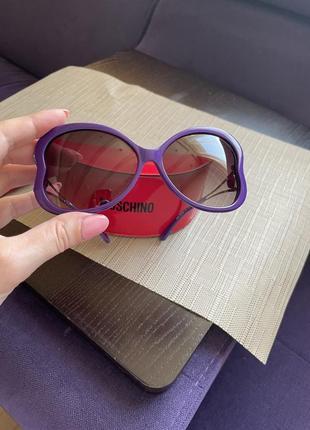 Солнцезащитные очки  оригинал moschino