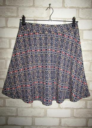 Красивая юбка р-р 36-38 бренд h&m