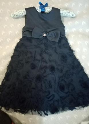 Платье нарядное 92,98 см