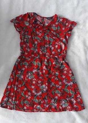 Платье сарафан вискоза