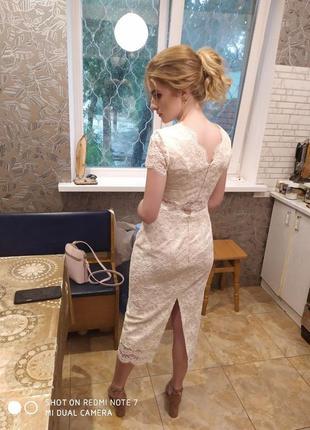 Костюм, платье