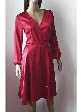 Шикарное платье очень красивого цвета • р-р l