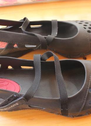 Босоножки аквашузы сандали женские  skechers