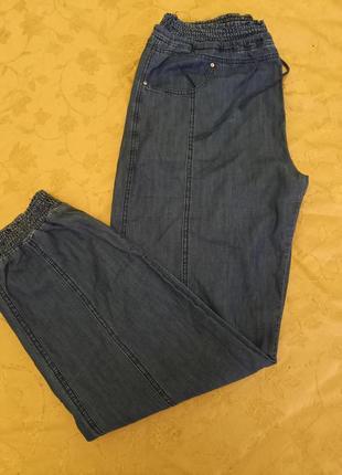 Легкие штаны 4xl