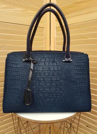 Шикарная замшевая женская сумка