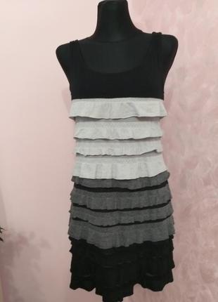 Симпатичне брендове платтячко/promod/s,m