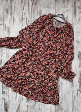 Цветочное платье george