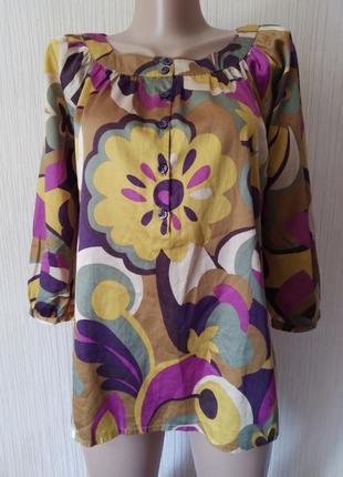 Sale!! - в наличии - хлопковая блуза *atmosphere* 12/40 р.