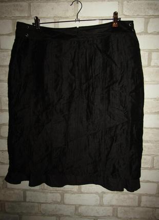 Шикарная юбка р-р хл-16 сост новой bonita