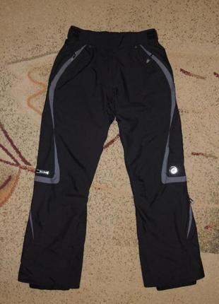 Мембранные лыжные штаны decathlon queshua, p.m/l (евро 40).