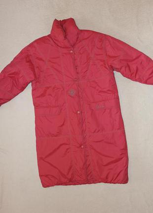 Oversize модное пальто пуховик-одеяло длинное хит осени испания s-l