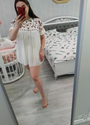 Платье комбинезон, платья вышивкой zara, плаття