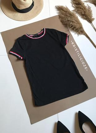 Короткая футболка fb sister xxs. распродажа
