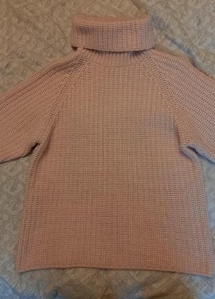 Тёплый,толстый свитер