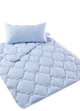 Набір ковдра + подушка із ефірними маслами лаванди