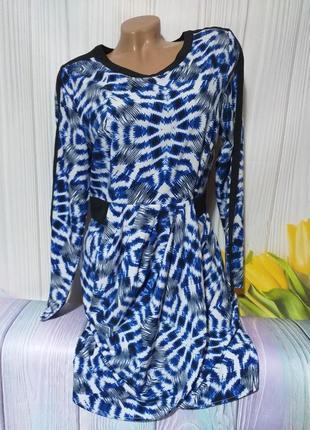 Обалденное легусенькое платьице размер 46