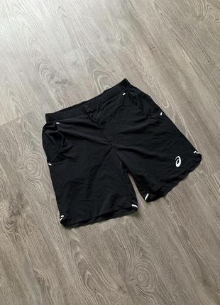 Мужские шорты asics logo d1 shorts!