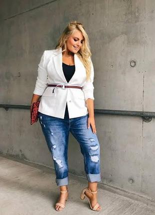Новый белоснежный пиджак