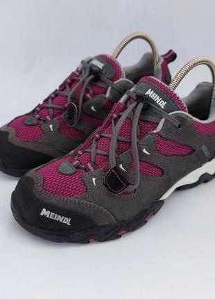 Трекинговые кроссовки ботинки