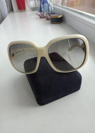 Prada винтажные солнцезащитные очки