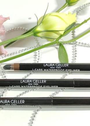 Водостійкий олівець для очей від laura geller