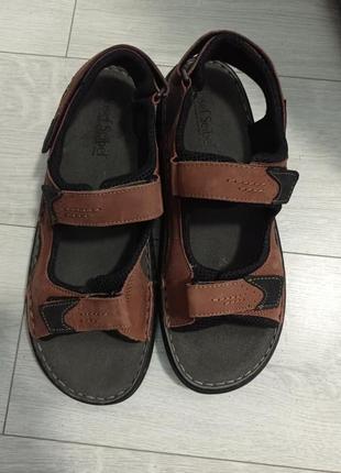 Мужские сандали кожа 46р