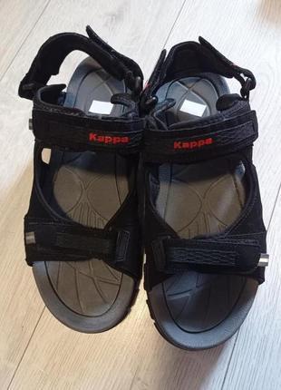 Мужские сандали kappa 45р
