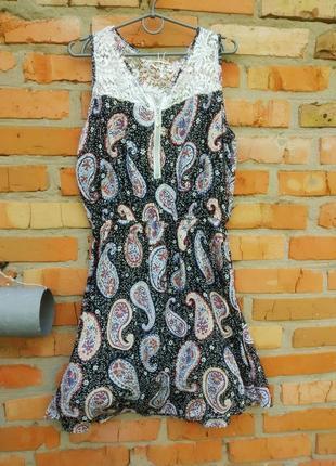 Плаття сукня легка