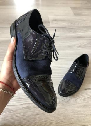Стильні чоловічі туфлі | стильные мужские туфли (40 розмір)
