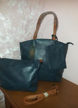 Комплект сумок 3 в 1(замінник)
