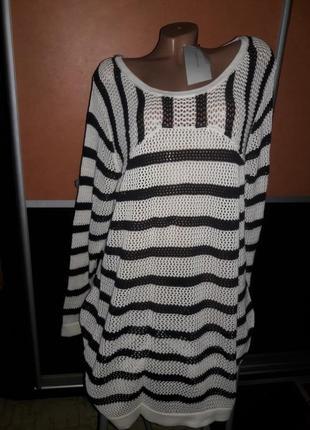 Новая свитер туника
