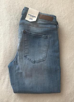 Новые джинсы от h&m