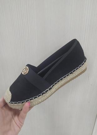 Женские туфли лоферы балетки
