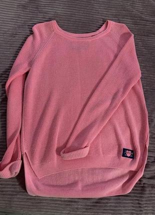 Хлопковый свитер  superdry