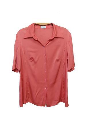 Шелковая рубашка jobis /2279/
