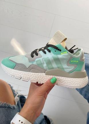Кроссовки женские adidas nite jogger