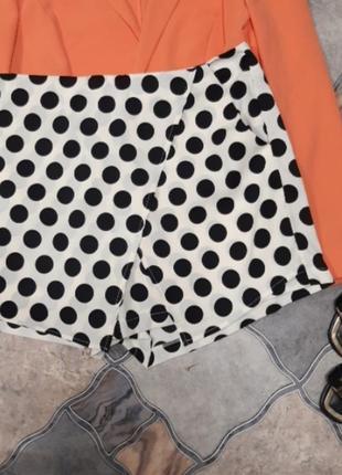 Шорты юбка размер:xxl