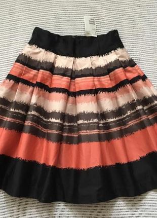 Пышная юбка в складку, от h&m