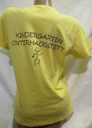 Лимонная футболочка,m l