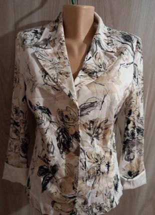 Пиджак летний2 фото