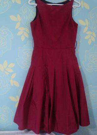 Платье воздушное от zara