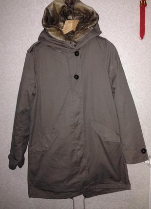 Куртка-парка tom tailor