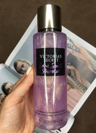 Мист спрей виктория сикрет victoria's secret love spell