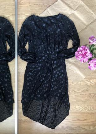 Сукня плаття літо чорне елегантне george