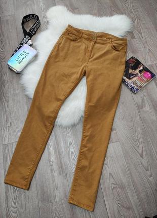 Женские стрейчевые брюки джинсы узкачи зауженные long на высокий рост