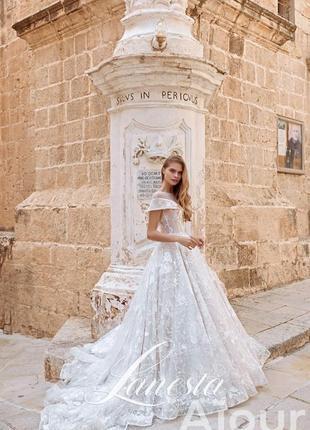 Свадебное платье santorini lanests