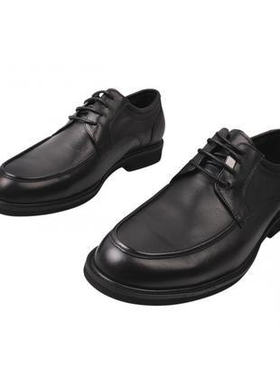 Мужские туфли basconi, натуральная кожа